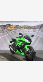 2014 Kawasaki Ninja 300 for sale 200690943