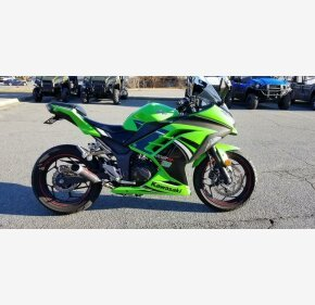 2014 Kawasaki Ninja 300 for sale 200697836