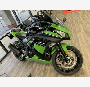 2014 Kawasaki Ninja 300 for sale 200732345