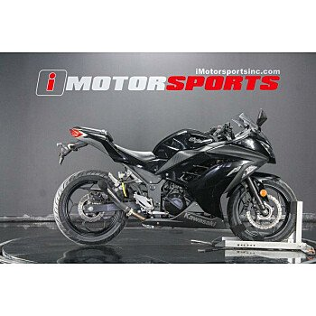 2014 Kawasaki Ninja 300 for sale 200754626