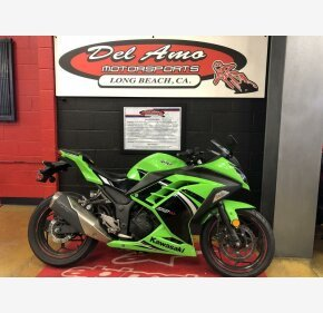 2014 Kawasaki Ninja 300 for sale 200776521