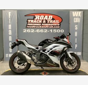 2014 Kawasaki Ninja 300 for sale 200959942