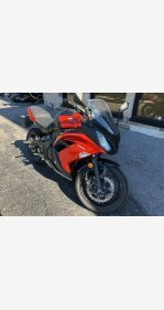2014 Kawasaki Ninja 650 for sale 200650190