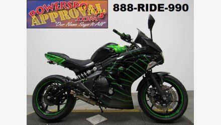 2014 Kawasaki Ninja 650 for sale 200710071
