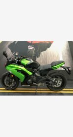 2014 Kawasaki Ninja 650 for sale 200715390