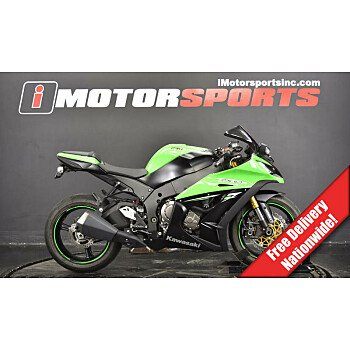 2014 Kawasaki Ninja ZX-10R for sale 200711100