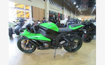 2014 Kawasaki Ninja ZX-10R for sale 200787039