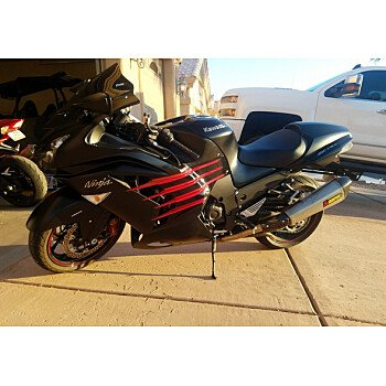 2014 Kawasaki Ninja ZX-14R for sale 200709107