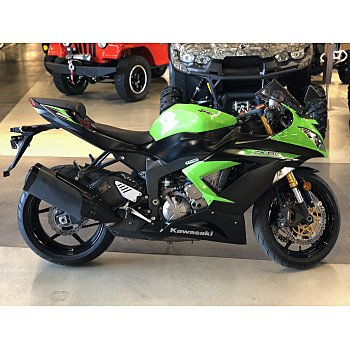 2014 Kawasaki Ninja ZX-6R for sale 200600193