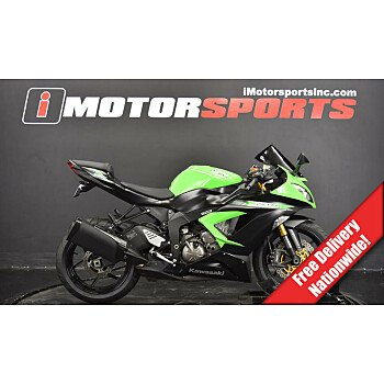 2014 Kawasaki Ninja ZX-6R for sale 200699262