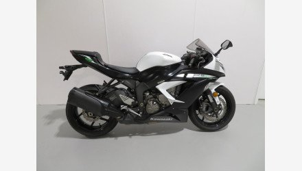 2014 Kawasaki Ninja ZX-6R for sale 200620497