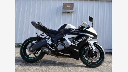 2014 Kawasaki Ninja ZX-6R for sale 200718574