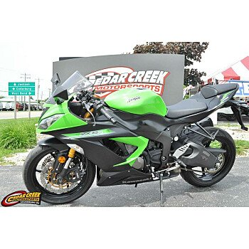 2014 Kawasaki Ninja ZX-6R for sale 200740140