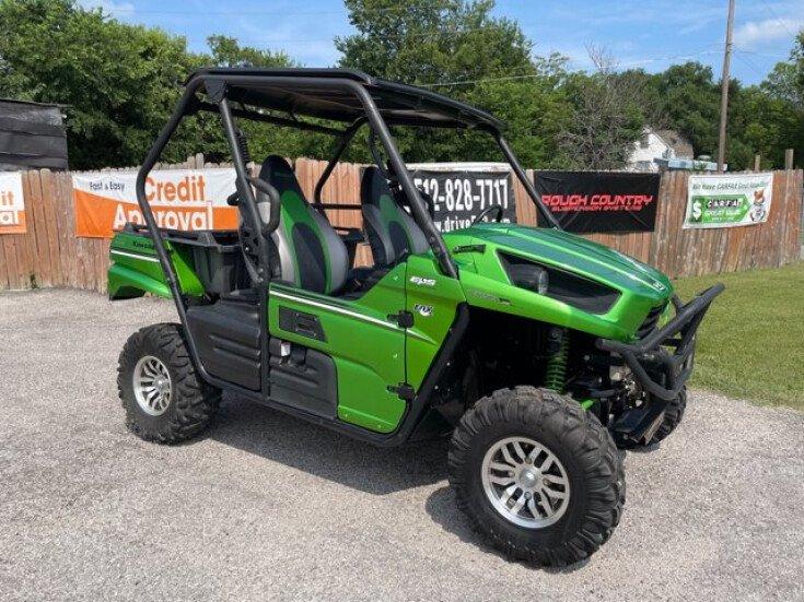 2014 Kawasaki Teryx for sale 201103168