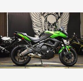 2014 Kawasaki Versys for sale 200709699