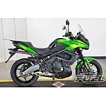 2014 Kawasaki Versys for sale 201150598