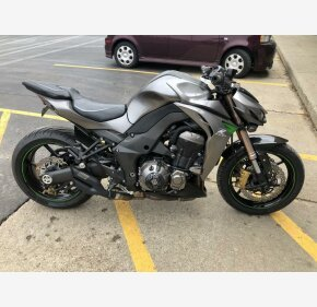 2014 Kawasaki Z1000 for sale 200707902