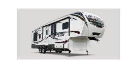 2014 Keystone Alpine 3700RE specifications