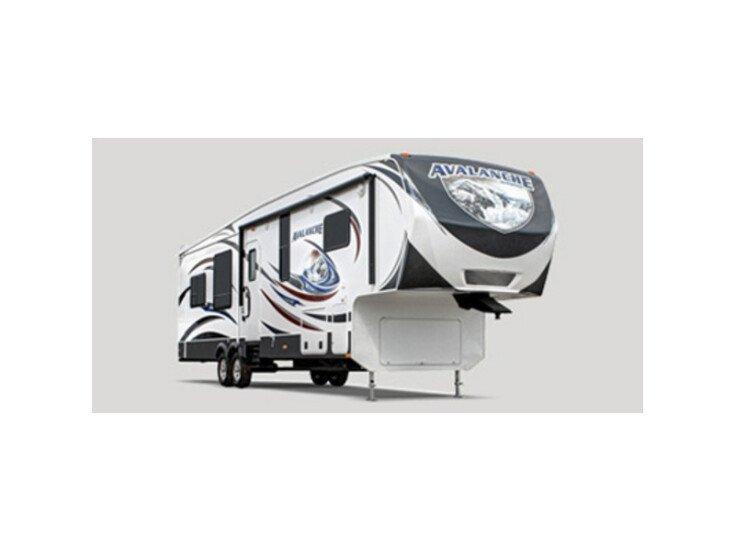 2014 Keystone Avalanche 341TG specifications