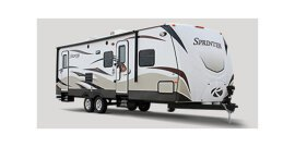 2014 Keystone Sprinter 266RBS specifications