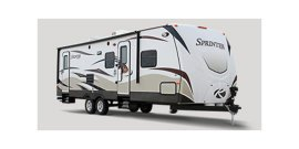 2014 Keystone Sprinter 272BHS specifications