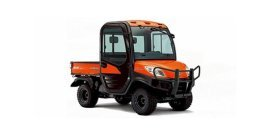 2014 Kubota RTV1100 Orange specifications