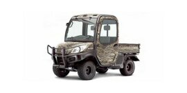 2014 Kubota RTV1100 Realtree Hardwoods Camouflage specifications