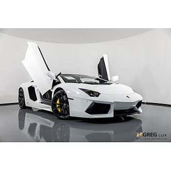 2014 Lamborghini Aventador LP 700-4 Coupe for sale 101072257