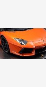 2014 Lamborghini Aventador LP 700-4 Roadster for sale 101392557