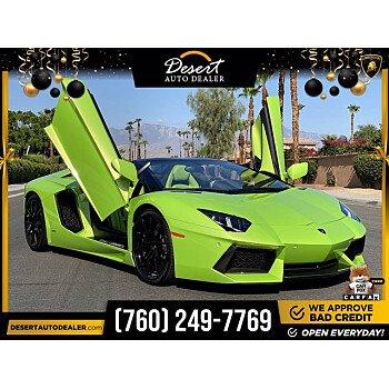 2014 Lamborghini Aventador for sale 101574430