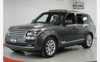 2014 Land Rover Range Rover HSE for sale 101087729