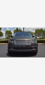 2014 Land Rover Range Rover Autobiography for sale 100720992