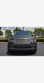 2014 Land Rover Range Rover for sale 100720992