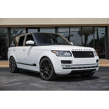 2014 Land Rover Range Rover for sale 101008882