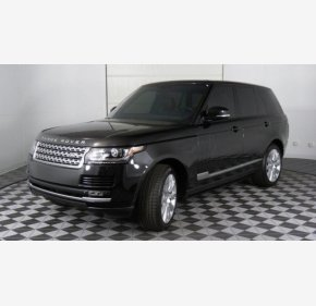 2014 Land Rover Range Rover Supercharged for sale 101022911