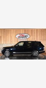 2014 Land Rover Range Rover Long Wheelbase Autobiography for sale 101073371