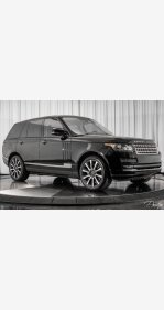 2014 Land Rover Range Rover for sale 101077365