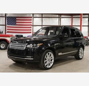 2014 Land Rover Range Rover Supercharged for sale 101083268