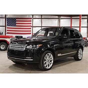 2014 Land Rover Range Rover Supercharged for sale 101153949