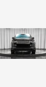 2014 Land Rover Range Rover Autobiography for sale 101166558
