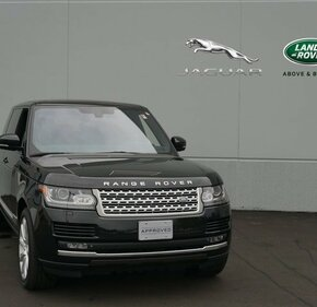 2014 Land Rover Range Rover Long Wheelbase Supercharged for sale 101204860