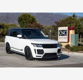 2014 Land Rover Range Rover Supercharged for sale 101219306