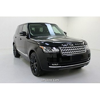 2014 Land Rover Range Rover Supercharged for sale 101239333