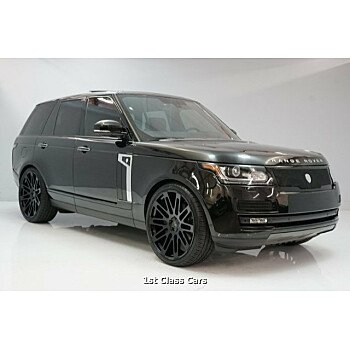 2014 Land Rover Range Rover Autobiography for sale 101241579
