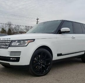 2014 Land Rover Range Rover for sale 101245155