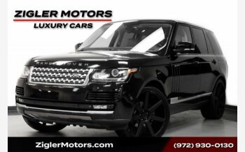 2014 Land Rover Range Rover HSE for sale 101279676