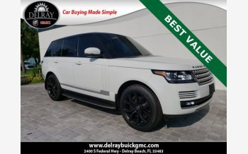 2014 Land Rover Range Rover Supercharged for sale 101309970