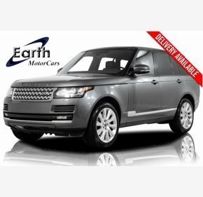 2014 Land Rover Range Rover for sale 101347978