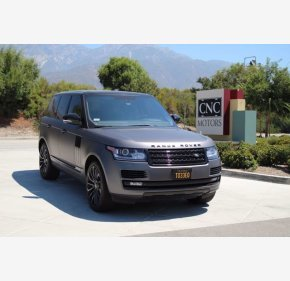 2014 Land Rover Range Rover for sale 101353570