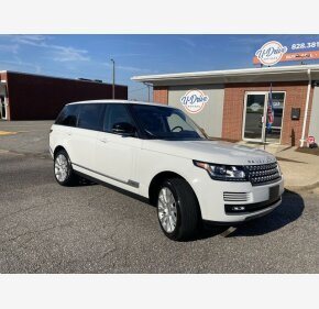 2014 Land Rover Range Rover Long Wheelbase Supercharged for sale 101409897